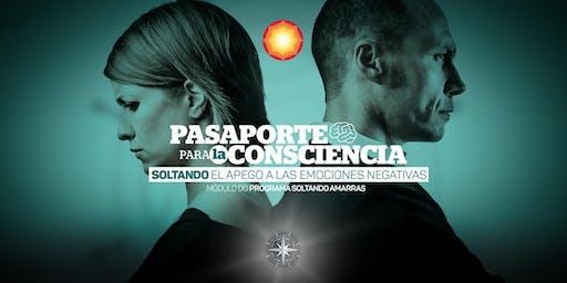 PASAPORTE PARA LA CONSCIENCIA/ Cordoba/ Argentina