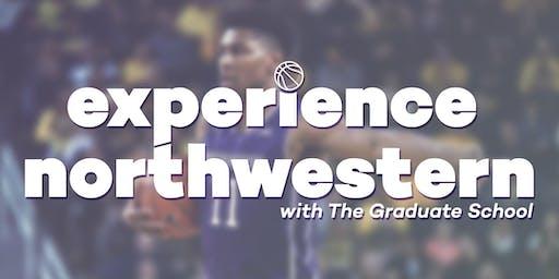 Experience Northwestern: Northwestern vs. Ohio State Men's Basketball Game
