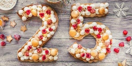"Atelier ""Number cake de Noël"" - en partenariat avec Alice Délice"