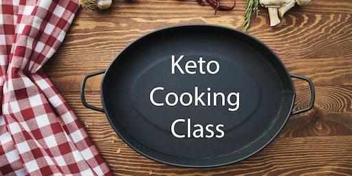 Keto Cooking Class