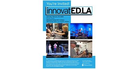 InnovatED.LA 2020 tickets