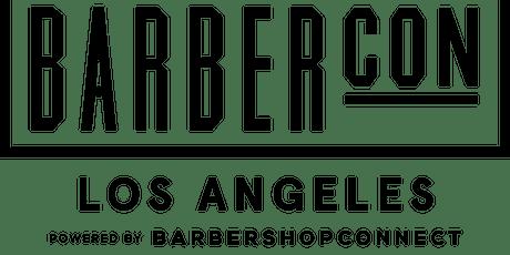 BARBERCON LOS ANGELES tickets