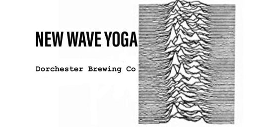 New Wave Yoga at Dorchester Brewing Co