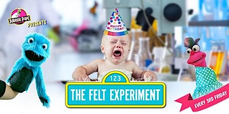 The Felt Experiment tickets