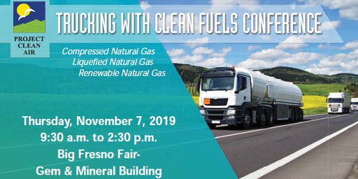 Trucking with Clean Fuels Conference (Fresno)