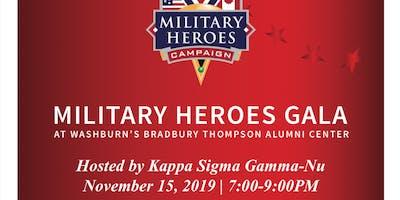 Military Heroes Gala