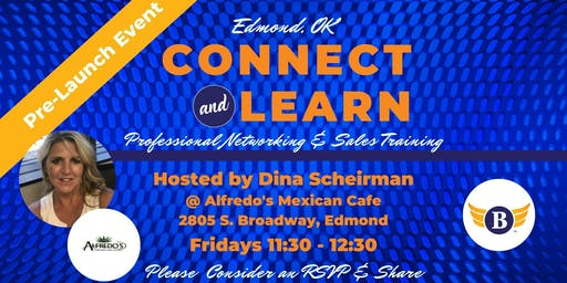 Edmond, OK | Connect & Learn Professional Networking