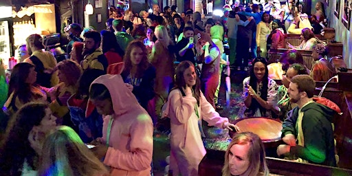 2nd Annual Onesie Bar Crawl on King Street