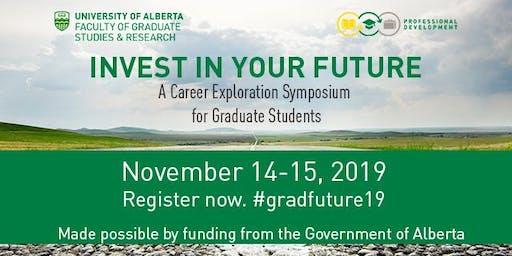 Invest in Your Future Career Symposium 2019