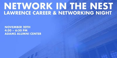 Network in the Nest - Lawrence Career & Networking Night