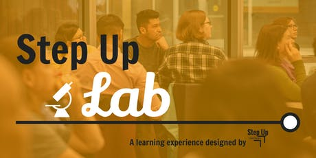 Step Up Lab: Driving Sales by Disrupting Bias tickets
