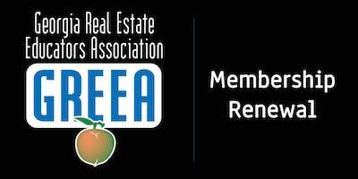 2020 GREEA Membership