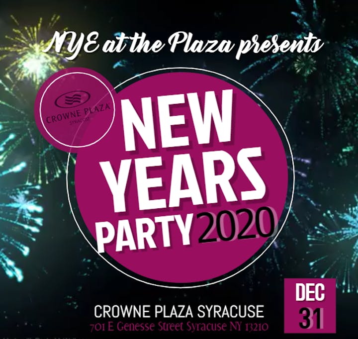 Shred It Events Buffalo Ny 2020.2020 New Years Party The Crowne Plaza