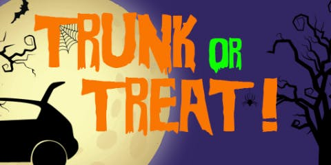 2nd Annual Trunk or Treat Halloween Extravaganza