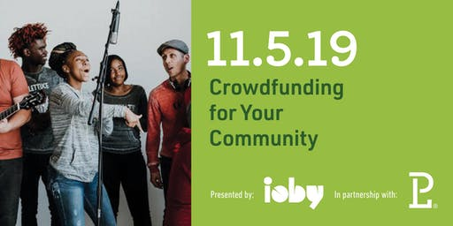 Crowdfunding for Your Community