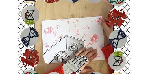 Editorial Cartooning Workshop with Sara Qaed