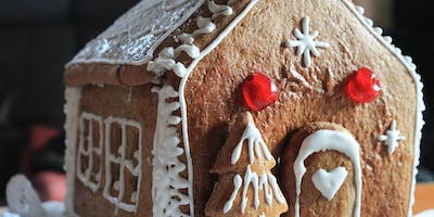 C.R.A.F.T. Gingerbread House