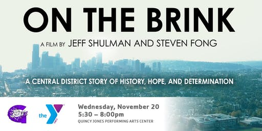 On The Brink Film Screening & Talkback w/ Director Jeff Shulman