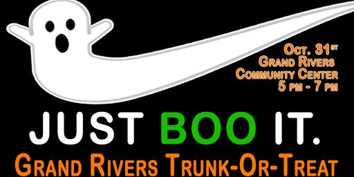 Grand Rivers Trunk or Treat
