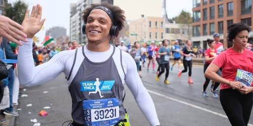 Team YMCA Cheer Zone | 2019 TCS New York City Marathon
