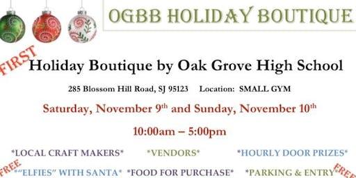 Oak Grove Holiday Boutique