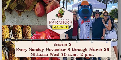 St. Lucie Farmers Market (SLFM)