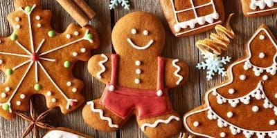 """Atelier """"biscuits de Noël"""" - en partenariat avec Alice Délice"""