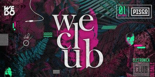 WE CLUB  - 01/11