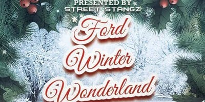 7th Annual Ford Winter Wonderland