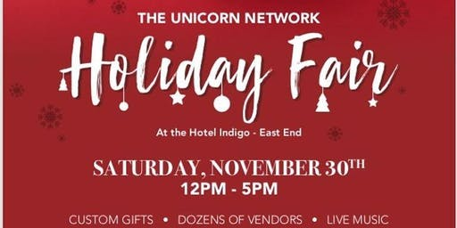 The Unicorn Network LLC Small Business Saturday Holiday Fair