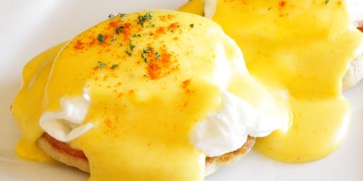 """What's Cooking?! """"Eggs Benedict"""""""