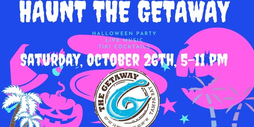 Halloween Tiki Party
