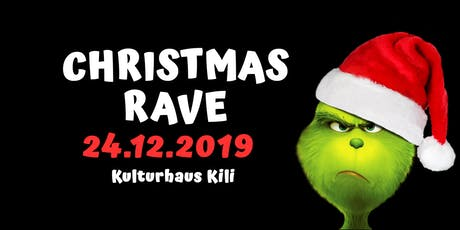 Christmas Rave Tickets