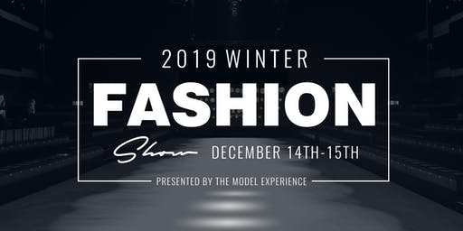 The Model Experience Winter Fashion Show Event