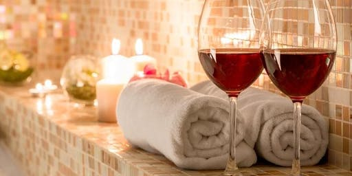 Partners/Couples Massage & Wine Wednesday