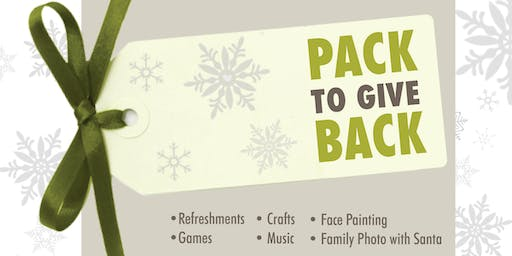 Pack to Give Back