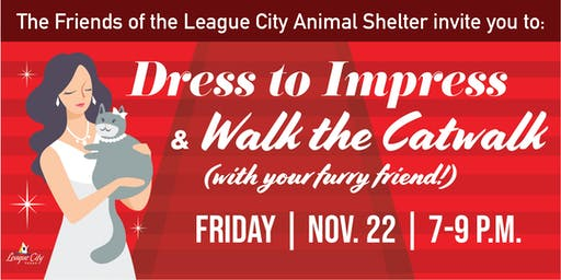 Dress to Impress & Walk the Catwalk (with your furry friend!)