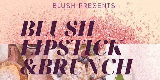 Blush lipstick & Brunch