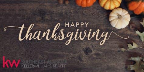 KWseal Thanksgiving Celebration