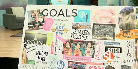 Vision Board 20/20-Creating Clarity Moving Into The New Year - Oakville tickets