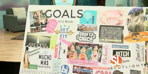 Vision Board 20/20-Creating Clarity Moving Into The New Year - Oakville