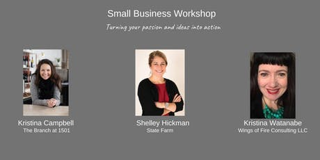 Small Business Workshop-Starting Your Business tickets