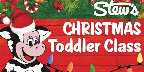 Christmas Lights Cookies Toddler Class tickets