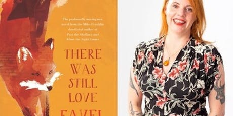 Author Talk: Favel Parrett, One Book One Community book club tickets