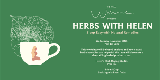Herbs with Helen