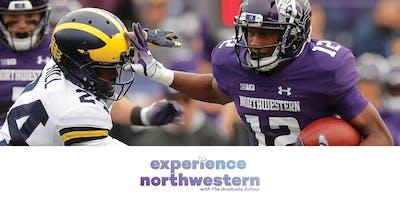 Experience Northwestern: Northwestern Football vs. Minnesota  - Postdoc