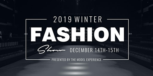 The Model Experience Winter Fashion Show Event Hosted by Jessica Rich