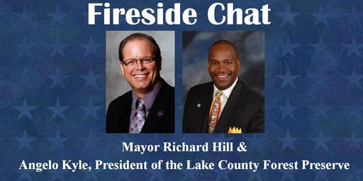 Fireside Chat: Mayor Hill & Angelo Kyle