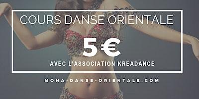 Cours de Danse Orientale 5€ / Bellydance Classes