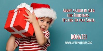 Lift Up Atlanta's 2019 Christmas Toy Drive